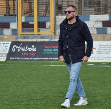 Giovanni Carrieri - Presidente ASD Football Acquaviva