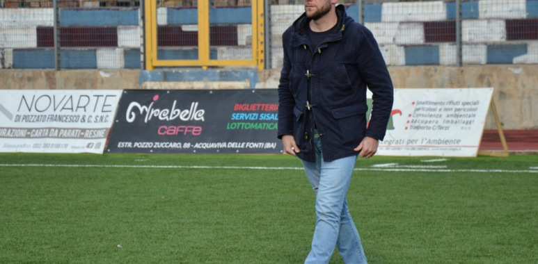 Giovanni Carrieri - Presidente ASD Football Acquaviva
